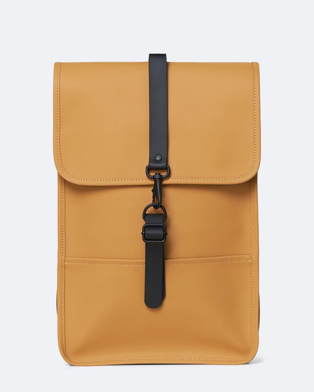 RAINS Backpack Mini Backpacks Khaki