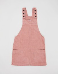 Free by Cotton On - Cord Pinafore - Teens