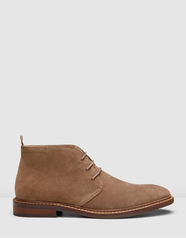 Diaz Desert Boots By Aquila Online The Iconic Australia