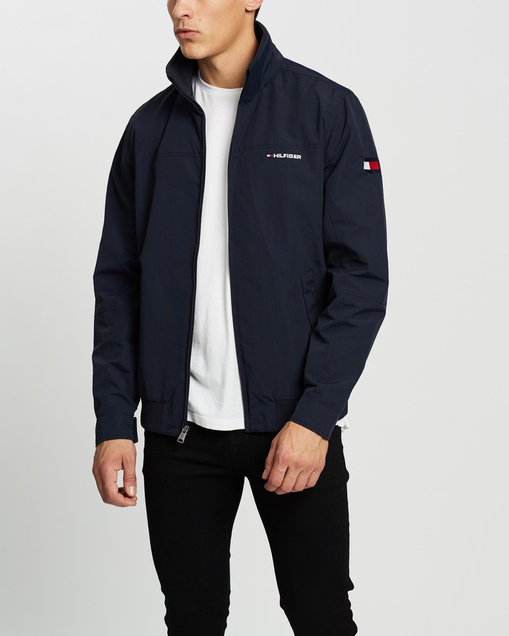 32ba895cc3a New Tommy Yacht Jacket by Tommy Hilfiger Online