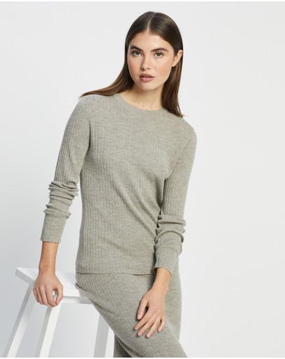 Assembly Label - Ella Long Sleeve Knit