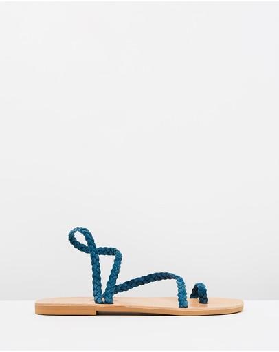 Ammos Clio Sandals Blue