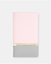 kikki.K - Slim Leather Travel Wallet