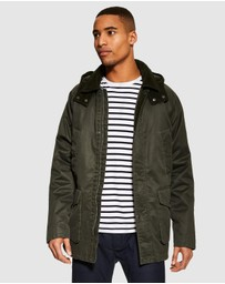 Topman - Hooded Coat