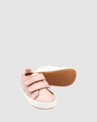 Old Soles Bambini Markert - Sneakers (Powder Pink/White)