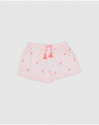 Purebaby - Frilly Shorts - Kids