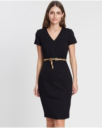 Dorothy Perkins - Suit Pique Dress
