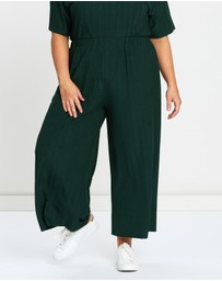Atmos&Here Curvy - ICONIC EXCLUSIVE - Puerto Rico Culottes