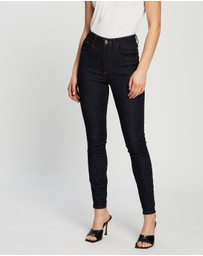 Guess - Super High Rise Jeans