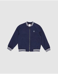 Polo Ralph Lauren - Reversible Bomber Jacket - Kids