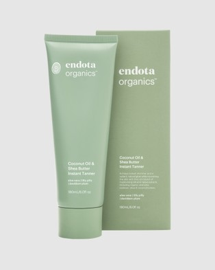 Endota Organics   Coconut Oil & Shea Butter Instant Tanner - Beauty (N/A)