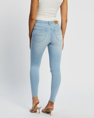 Riders by Lee Mid Ankle Skimmer Jeans - Jeans (California Raw)
