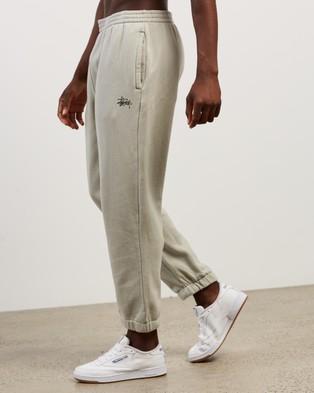 Stussy Graffiti Trackpants - Sweatpants (Flint Grey)