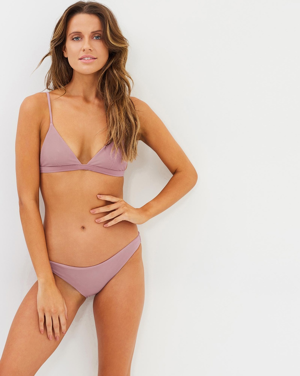 Tanliines The New Dawn Briefs Bikini Bottoms Lilac The New Dawn Briefs