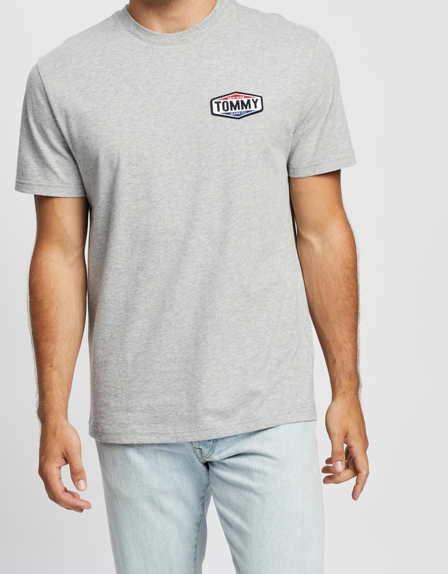 Tommy Jeans - Tommy Patch Logo Tee