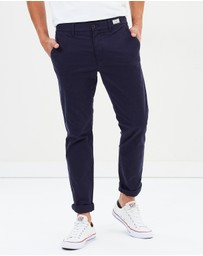 Tommy Hilfiger - Core Denton Straight Chinos