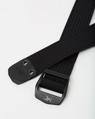 Arc'teryx Conveyor Belt - Belts (Black)