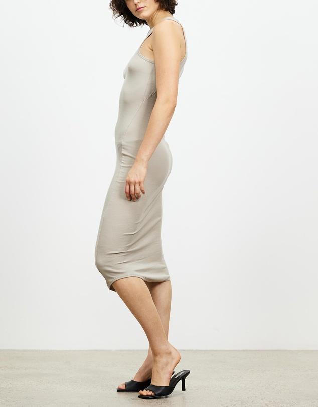 Women The Essential Rib Tank Dress