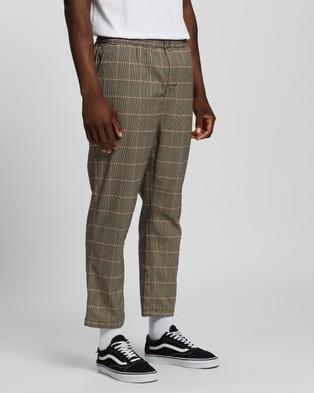 Stussy Gilmore Streetpants - Pants (Tan)