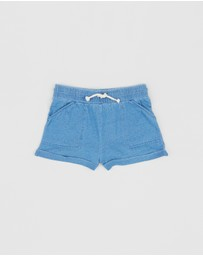 Cotton On Kids - Nila Knit Shorts - Kids-Teens
