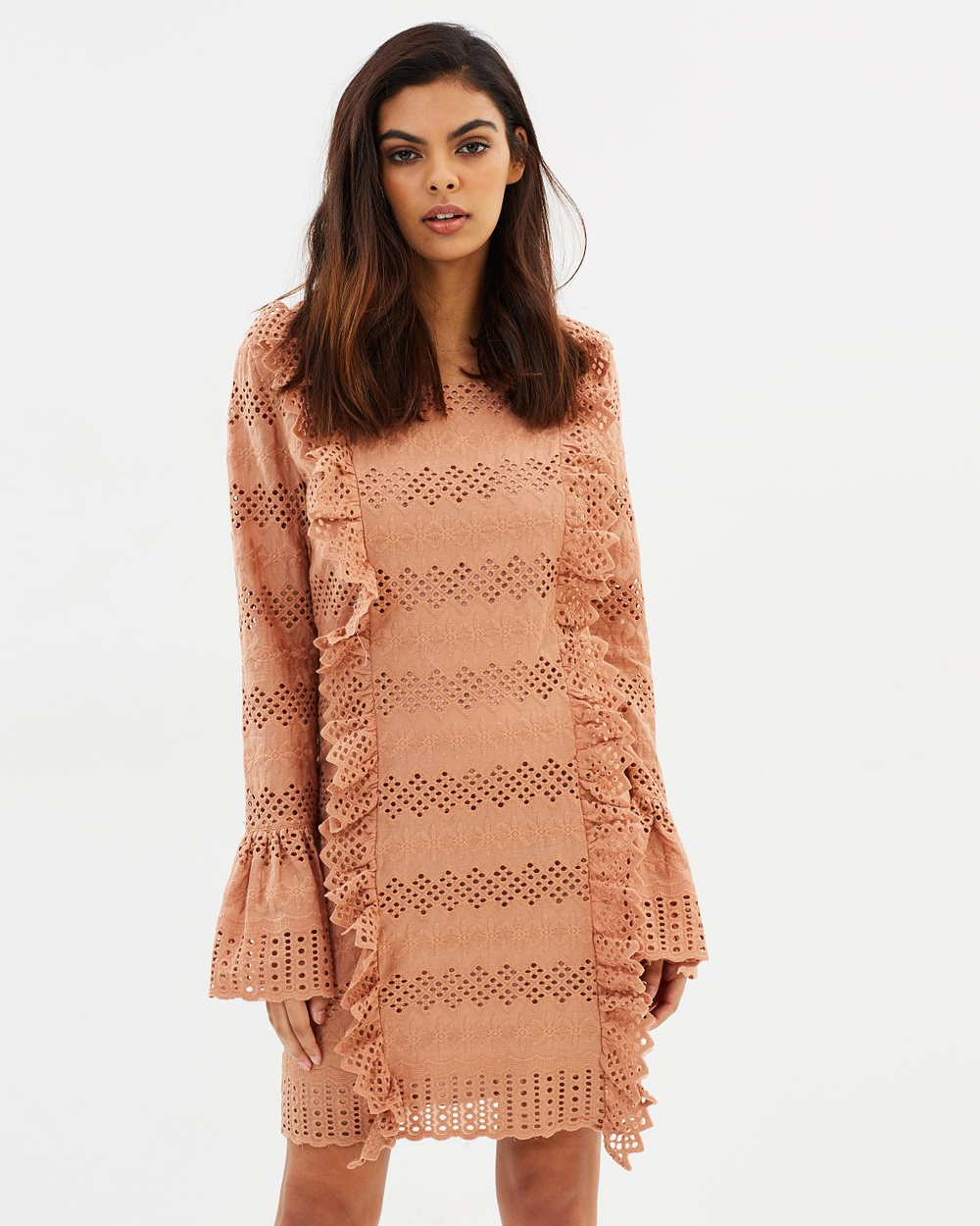 Ministry of Style Sundown Dress Dresses Latte Sundown Dress