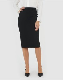 Forcast - Dianne Midi Skirt
