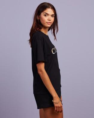 Cools Club - Bloc Tee T-Shirts & Singlets (Black)