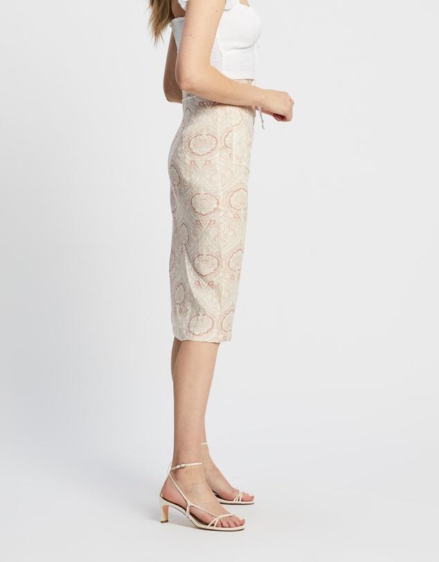Women Paisley Skirt