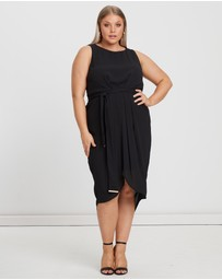 Tussah Curve - Cristobal Cocktail Dress