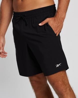 Reebok Performance Workout Ready Shorts - Shorts (Black)
