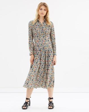 Joseph – Double Stretch Silk Josie Dress
