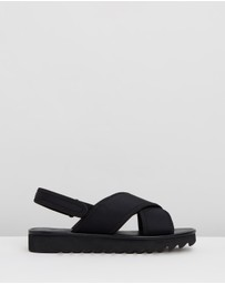 TWOOBS - Womens Tema Ray X Sandals