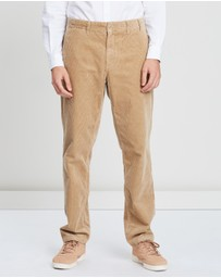 Norse Projects - Aros Corduroy Trousers