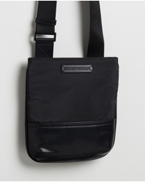 Emporio Armani - Small Flat Messenger Bag