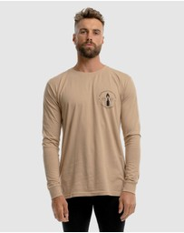 DVNT - Emblem 2.0 Long Sleeve Tee