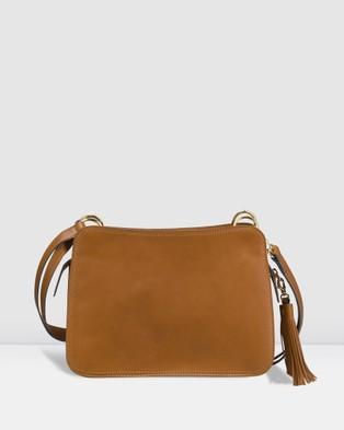The Horse - The Utility Bag - Handbags (Tan) The Utility Bag