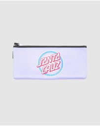 Santa Cruz - Flex Dot Pencil Case
