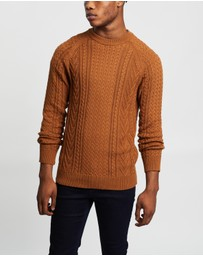 Staple Superior - Staple Cable Knit