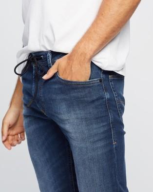 Diesel Thommer CB NE Jogg Jeans - Slim (Dark Blue)