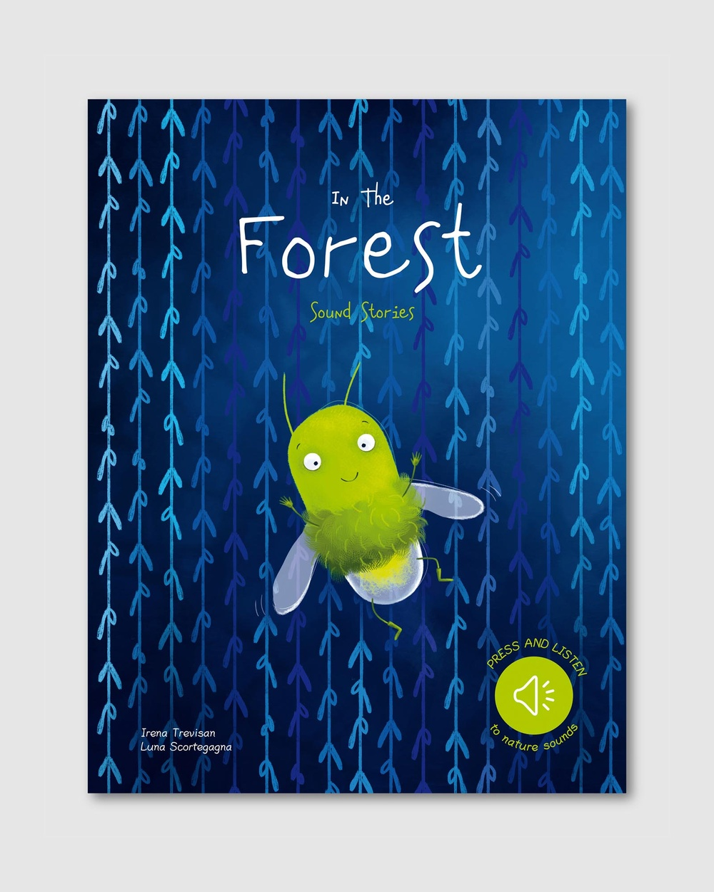 Sassi Into the Forest Sound Book N/A