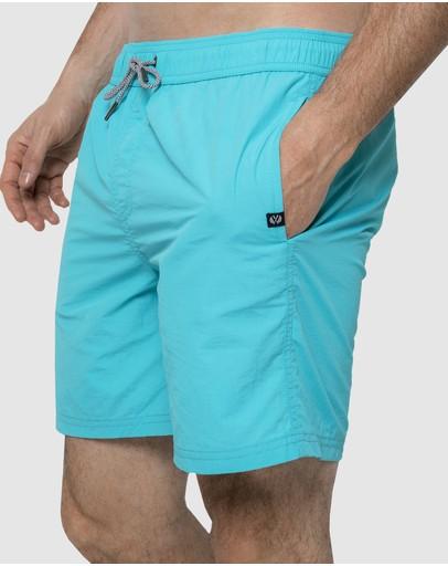 Coast Clothing Asr Swim Shorts Capri