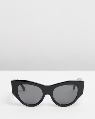 Poppy Lissiman Ryder - Sunglasses (Black)