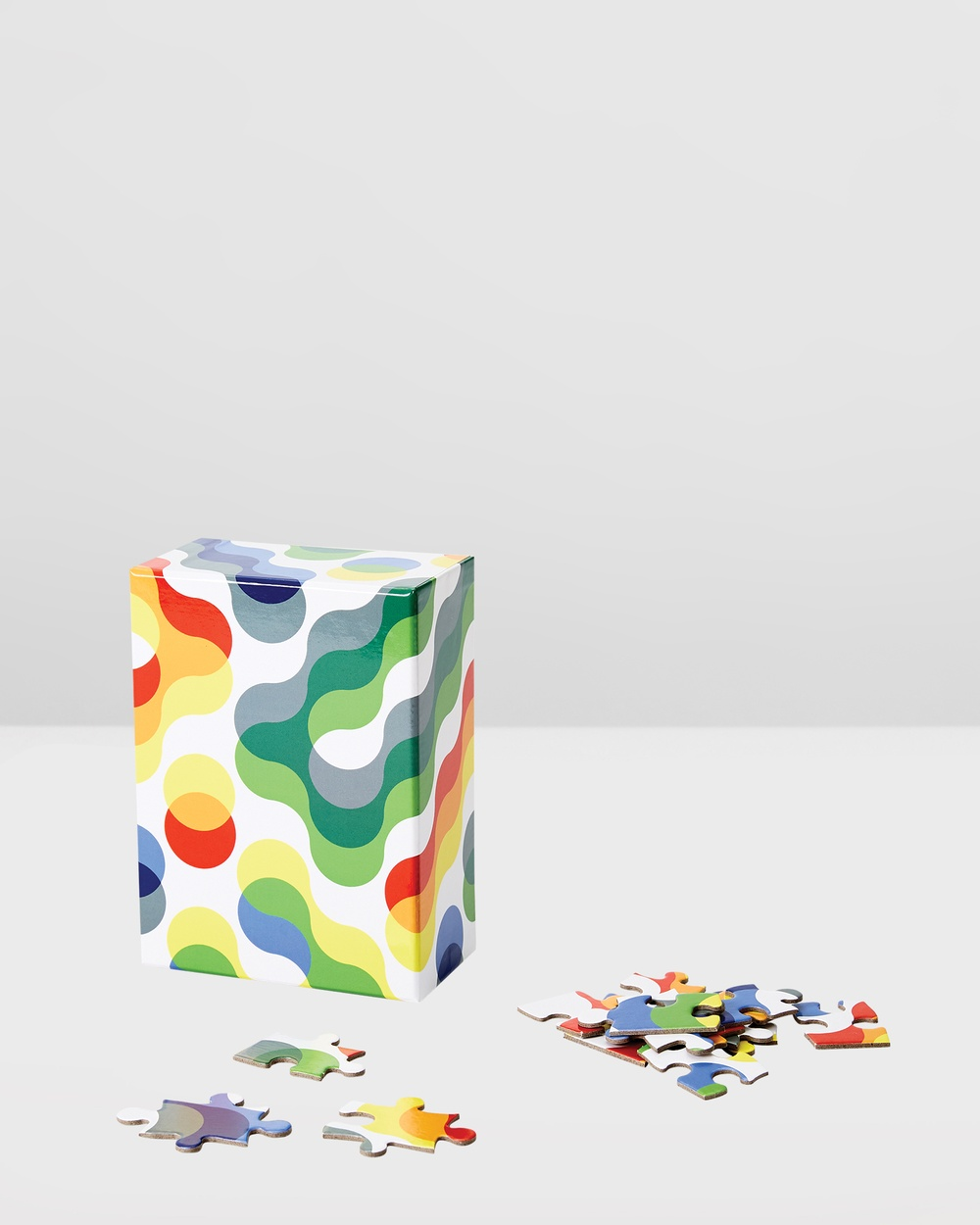 Areaware Dusen Puzzle Small All toys Multi
