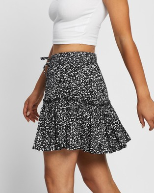 All About Eve Eden Skirt Skirts PRINT