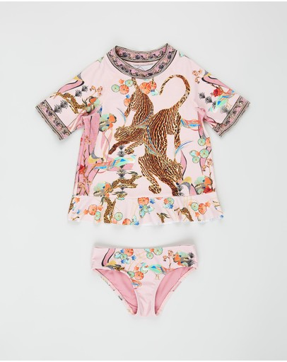 Camilla - Rash Vest & Pants - Kids