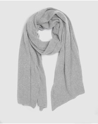 Kate & Confusion - Cashmere Blend Oversized Scarf