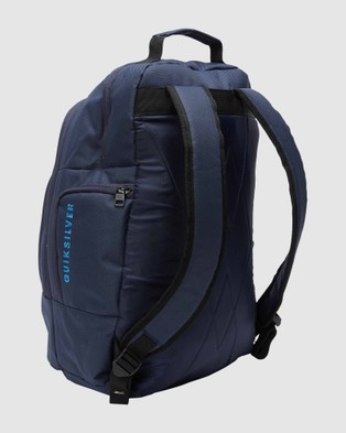 Quiksilver 1969 Special 28L Large Backpack - Backpacks (Pacific Blue)