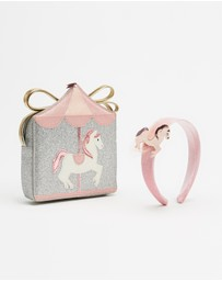 Billy Loves Audrey - Carousel Pony Gift Set