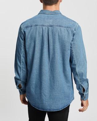 Lee Workers Denim Shirt - Casual shirts (Midtown)