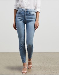 Mother Denim - The High Waisted Looker Ankle